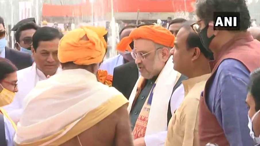 Amit Shah- India TV Hindi