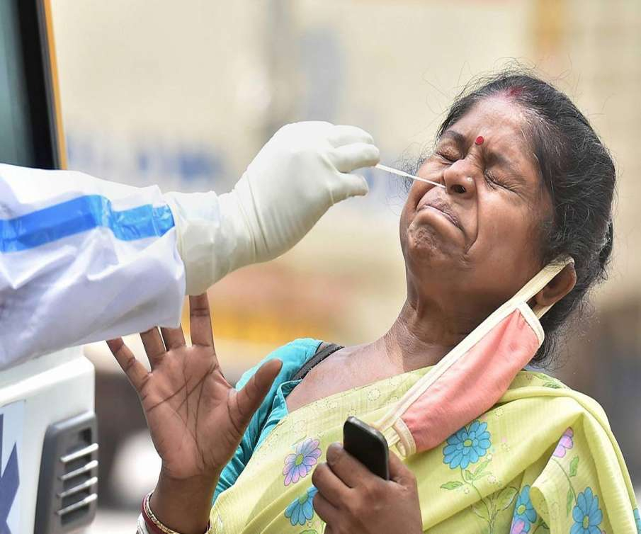 Andhra Pradesh reports 97 new COVID-19 cases, 1 death- India TV Hindi