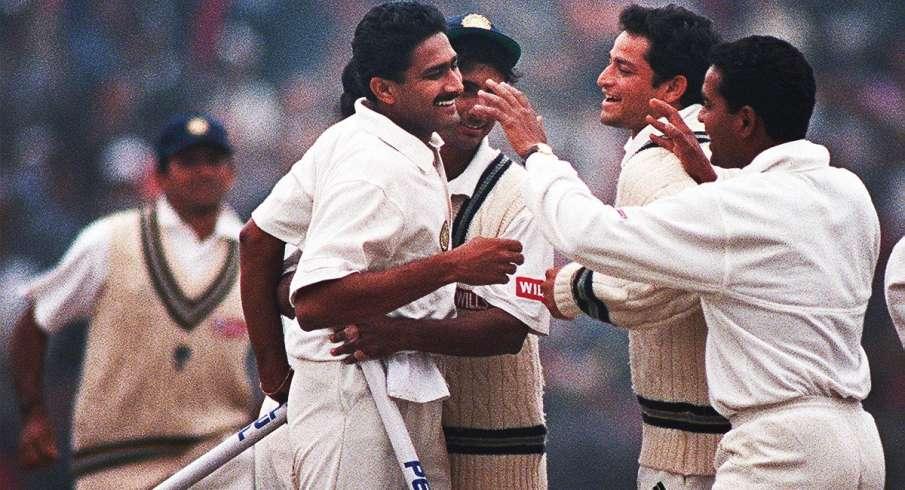 Anil Kumble, cricket news, latest updates, India vs Pakistan, ten wickets, Test matches, Javagal Sri- India TV Hindi