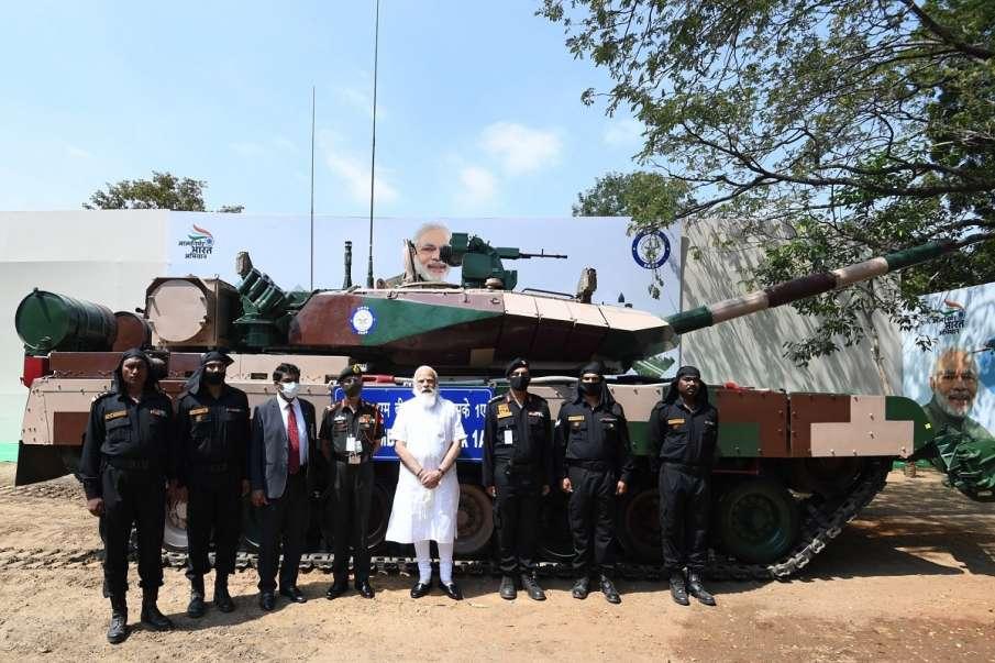 जानिए 'हंटर किलर' अर्जुन मार्क 1A टैंक की खासियतें- India TV Hindi