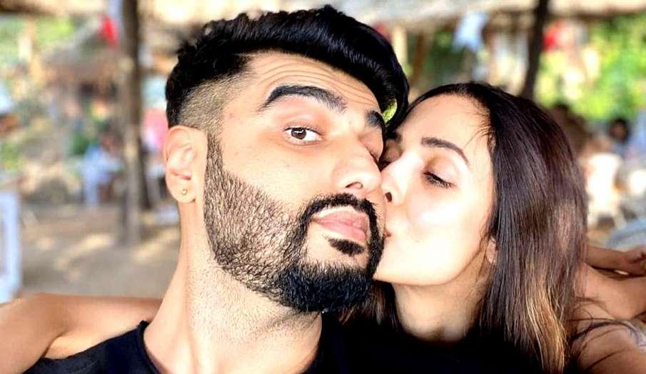 malaika shares arjun kapoor love is in the air- India TV Hindi