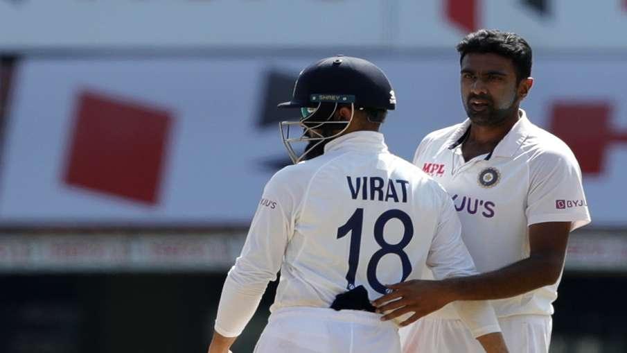 IND v ENG : अश्विन ने 5 विकेट...- India TV Hindi