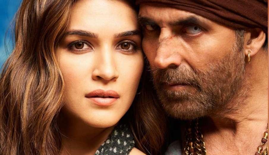 अक्षय कुमार की फिल्म 'बच्चन पांडे' से कृति सेनन का लुक आया सामने, जानिए रिलीज डेट- India TV Hindi