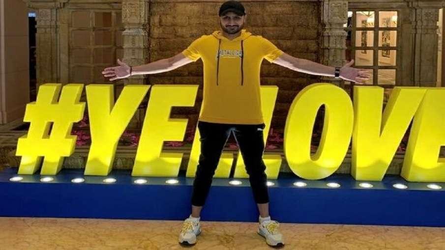 IPL Auction 2021 : हरभजन सिंह को...- India TV Hindi