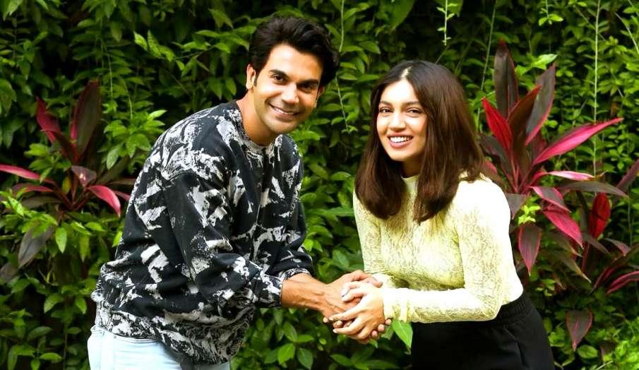 rajkummar rao and bhumi pednekar- India TV Hindi