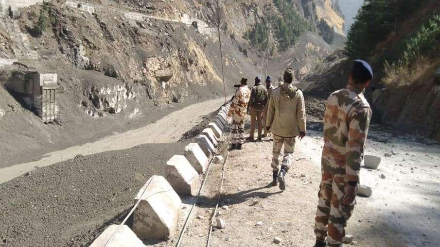 Chamoli Glacier Flood- India TV Hindi