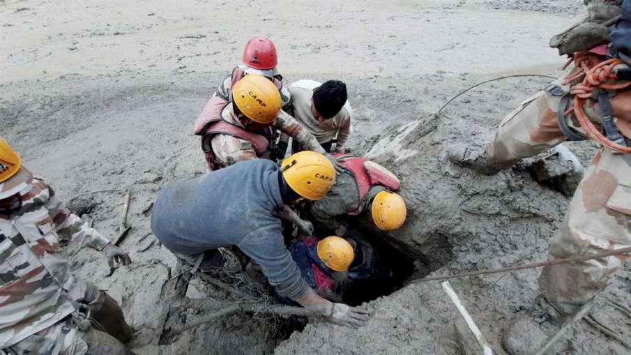 चमोली तबाही: मृतकों के परिजनों को 6 लाख, घायलों को 50 हजार रुपए मुआवजे का ऐलान- India TV Hindi