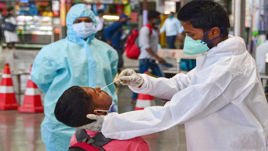 देशभर में कोरोना वायरस के 16,488 नए मामले सामने आए, 113 लोगों की मौत - India TV Hindi