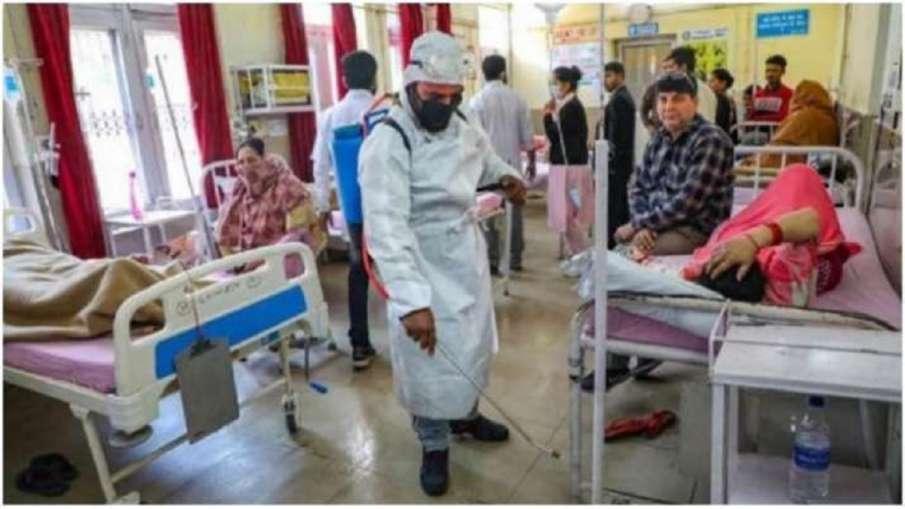 महाराष्ट्र में कोरोना वायरस के 8,623 नए मामले आए, 51 और मरीजों की मौत- India TV Hindi