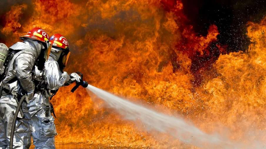 delhi fire, factory, pratap nagar, pratap nagar factory fire- India TV Hindi