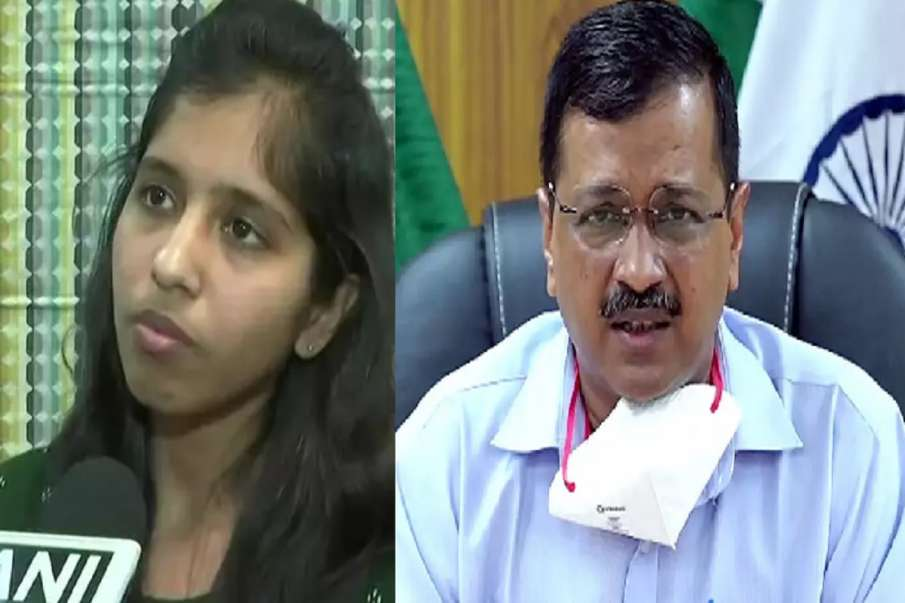 Delhi police arrest 3 for duping Kejriwal's daughter in e-commerce fraud- India TV Hindi