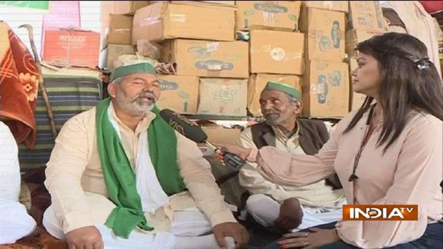 Rakesh Tikait on contesting elections latest news Kisan Andolan: क्या चुनाव लड़ेंगे राकेश टिकैत? इंड- India TV Hindi