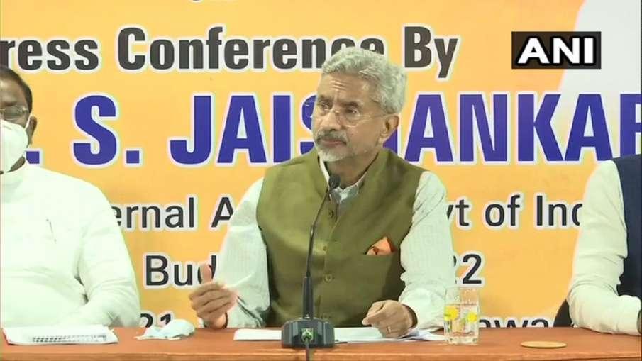 India China Ladakh Border S jaishankar statement चीन के साथ हुईं वार्ताओं का जमीन पर कोई प्रभाव नहीं- India TV Hindi