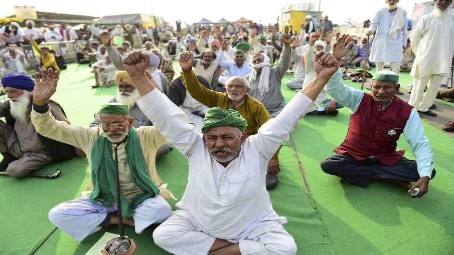 गाजीपुर बॉर्डर पर किसानों ने बनाई आंदोलन की नई रणनीति, अब करेंगे यह काम- India TV Hindi