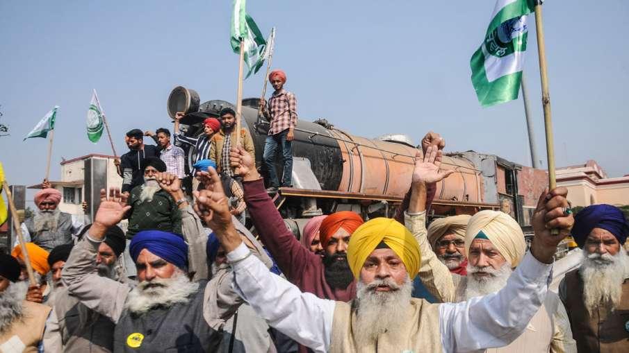 कृषि कानूनों के...- India TV Hindi