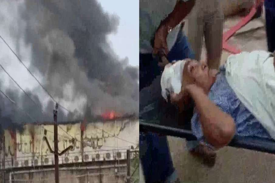 Fire Breaks Out at Hospital in Odisha Cuttack latest update news- India TV Hindi