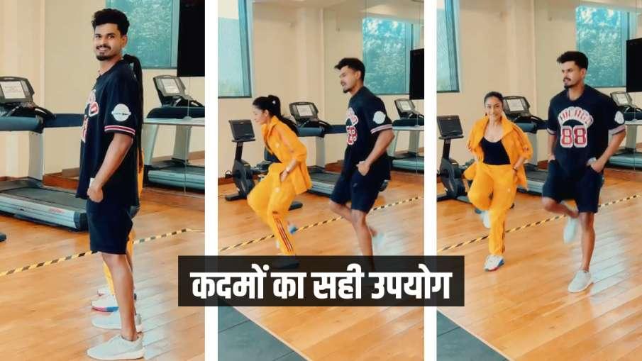 धनश्री संग श्रेयस...- India TV Hindi