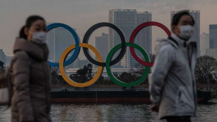 Not sure if the athletes going to the Olympics will get a Covid vaccine- India TV Hindi