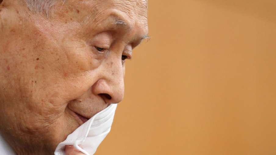 Tokyo Olympics president Yoshiro Mori may resign due to controversial remarks on women- India TV Hindi