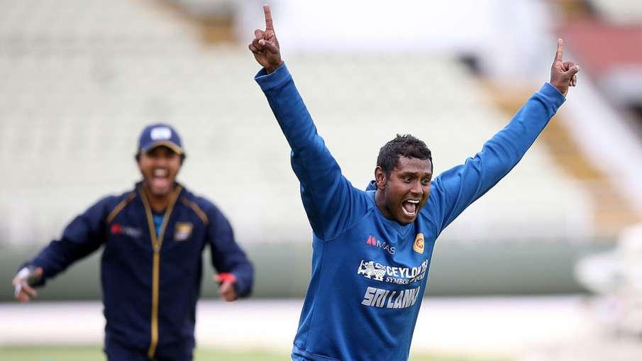 WI vs SL: Sri Lankan captain lost his passport, Angelo Mathews can become captain- India TV Hindi