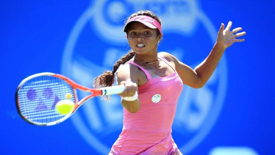 टेनिस खिलाड़ी अंकिता...- India TV Hindi