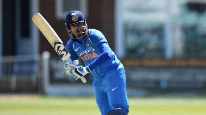 Vijay Hazare Trophy: Mumbai beat Maharashtra by 6 wickets with a stormy century from Shreyas Iyer- India TV Hindi