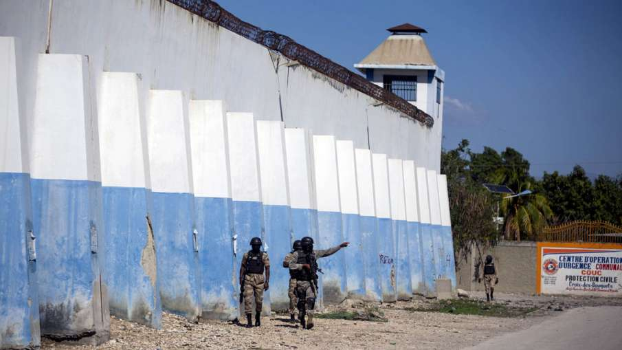 Haiti prison breakout, Haiti jail breakout, Haiti prison, Haiti jail- India TV Hindi