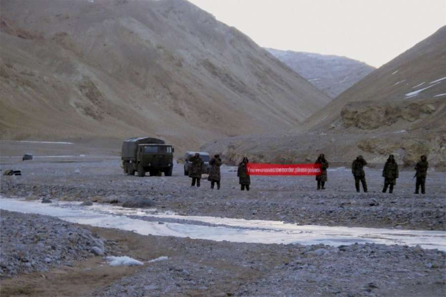 45 Chinese soldiers died in Galwan valley clash says Russian news agency TASS- India TV Hindi