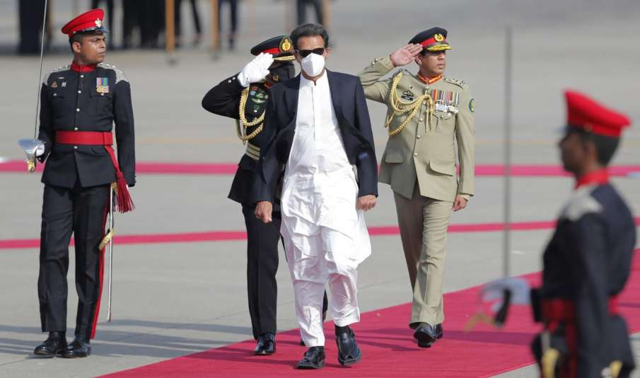 Pak, India can resolve Kashmir issue through dialogue: Imran Khan says in Lanka- India TV Hindi
