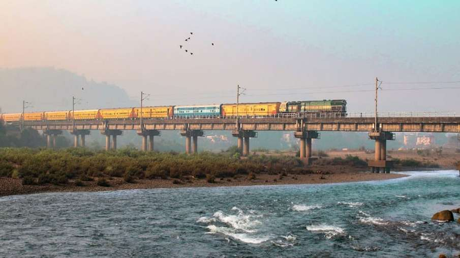 indian railways local emu demu memu train list wankaner morbi surat busaval nandurbar train time भार- India TV Hindi