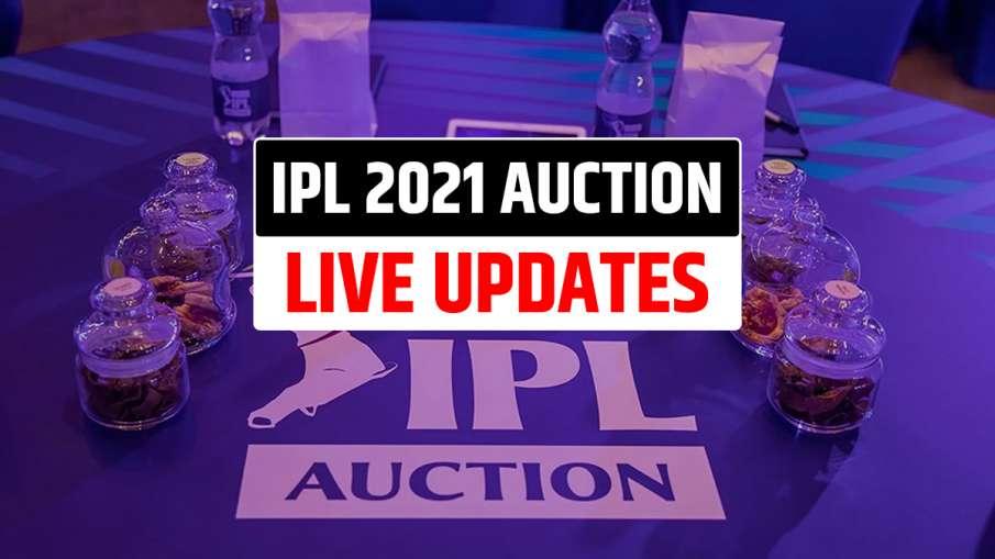 IPL 2021 Auction- India TV Hindi