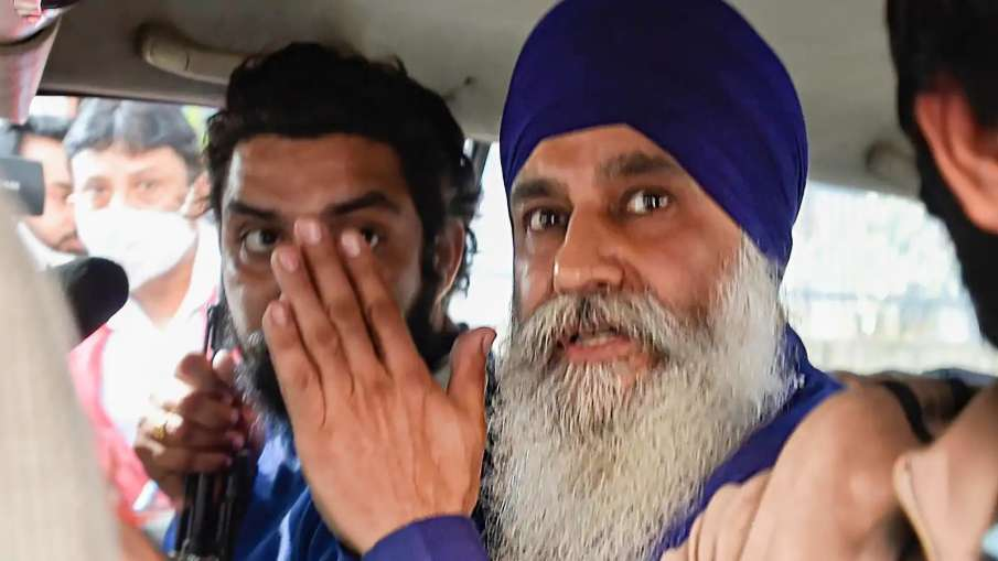 Iqbal Singh, arrested for Red Fort violence on Republic Day, sent to 7-day police custody- India TV Hindi