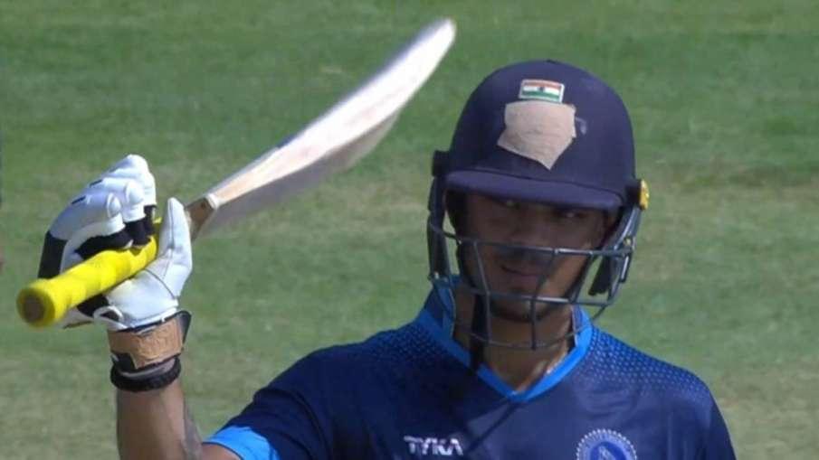Ishan Kishan century Varun Aaron 6 wickets Jharkhand beats Madhya Pradesh by 324 runs Vijay Hazare- India TV Hindi