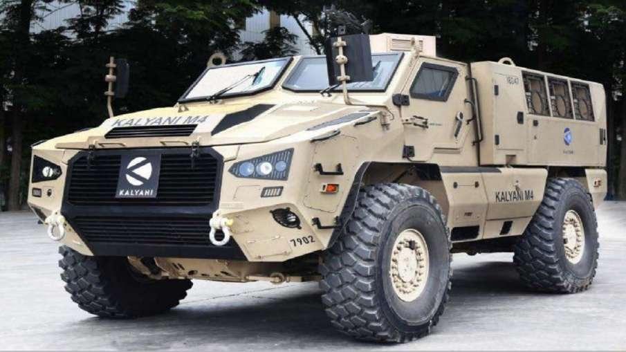 सेना को मिलेगी ये बख्तरबंद गाड़ी, रक्षा मंत्रालय ने दिया ऑर्डर- India TV Hindi