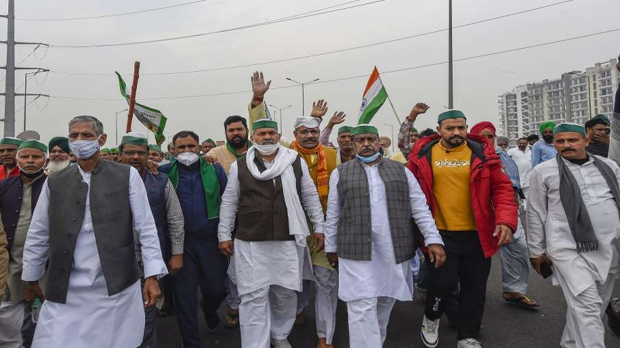 rakesh tikait saharanpur mahapanchayat kisan rally list आज राकेश टिकैत सहारनपुर में करेंगे महापंचायत- India TV Hindi