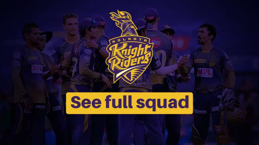 Kolkata Knight Riders Full Squad IPL Auction 2021- India TV Hindi
