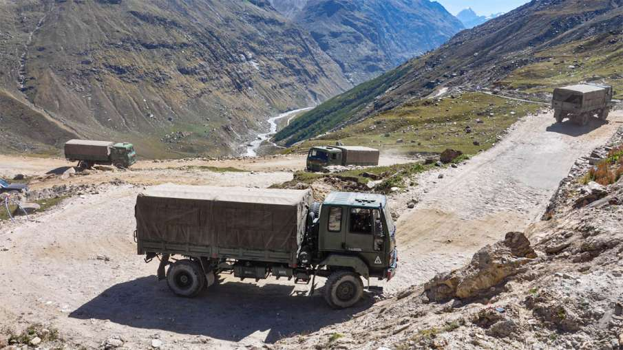 Global Times, Global Times China, Global Times Pangong, Global Times Pangong Lake, Ladakh- India TV Hindi