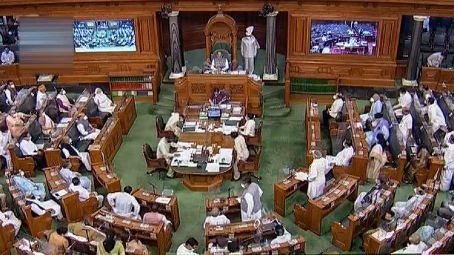 जम्मू-कश्मीर पुनर्गठन संशोधन बिल 2021 लोकसभा से पास, गृह मंत्री ने कहा-सही समय पर पूर्ण राज्य का दें- India TV Hindi