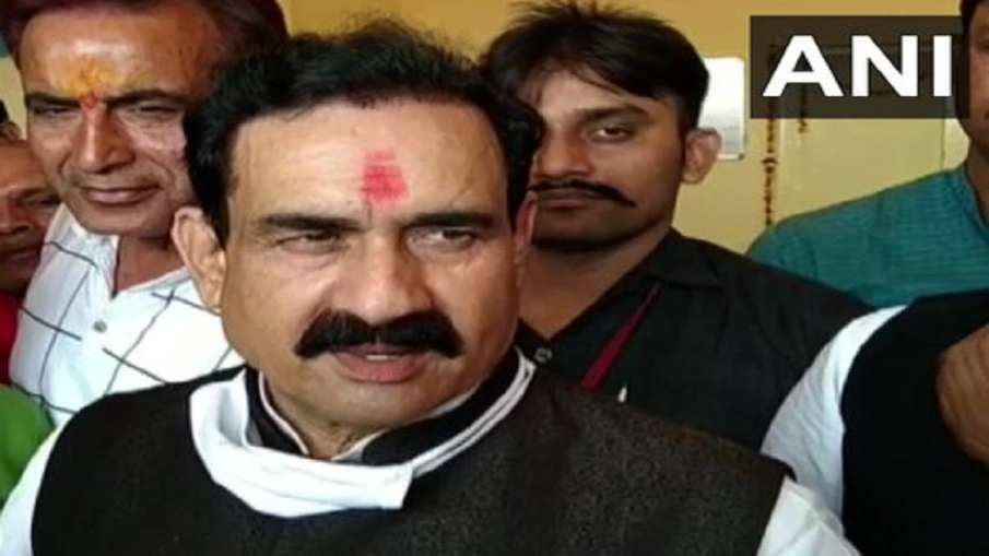 मध्य प्रदेश के गृह मंत्री नरोत्तम मिश्रा- India TV Hindi