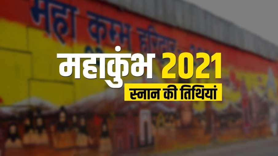 महाकुंभ 2021- India TV Hindi