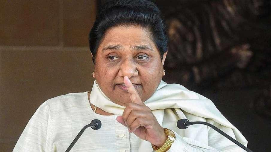 9 BSP MLAs demands separate seat in UP Assembly, Mayawati upset- India TV Hindi