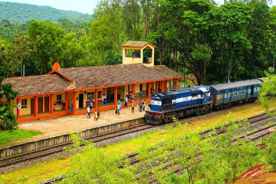 indian railways Mumbai bhagalpur pune bhopal habibganj CST asansol hatia central railway time route - India TV Hindi