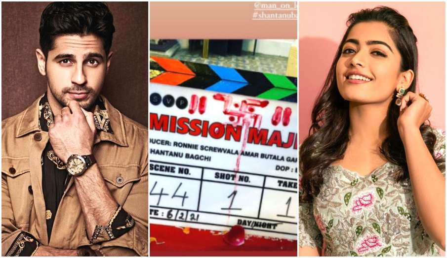 Mission Majnu shooting in lucknow - India TV Hindi