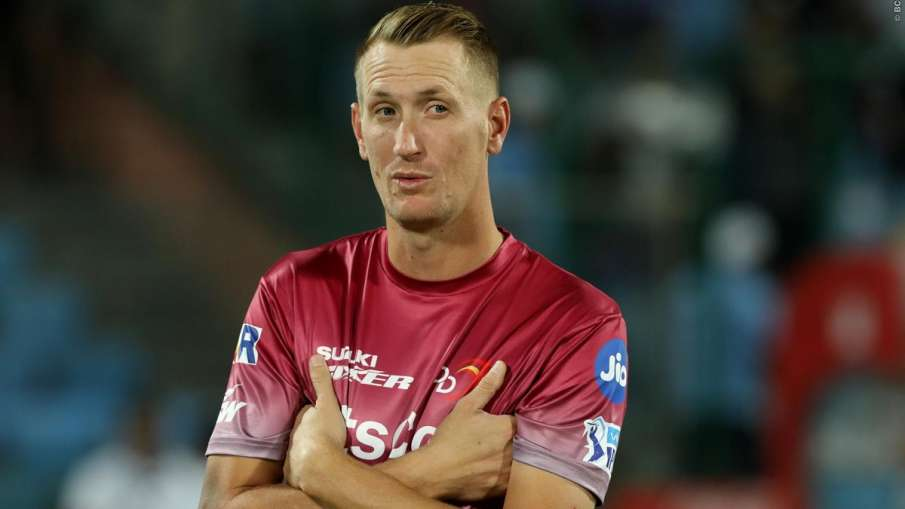 Live ipl auction 2021: South Africa's all-rounder Chris Maurice saw a huge bid between Mumbai, Banga- India TV Hindi