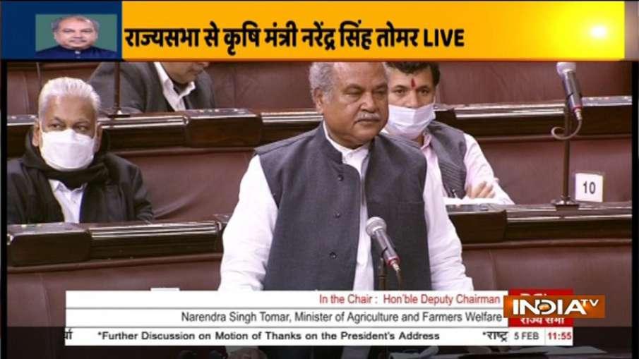 कृषि मंत्री नरेंद्र...- India TV Hindi