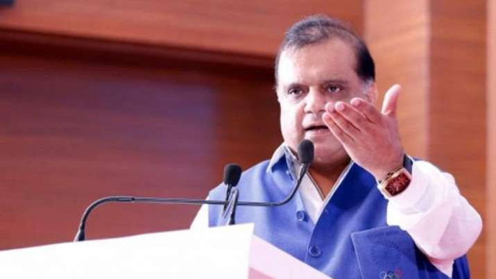 Narinder Batra will again contest election for FIH President- India TV Hindi