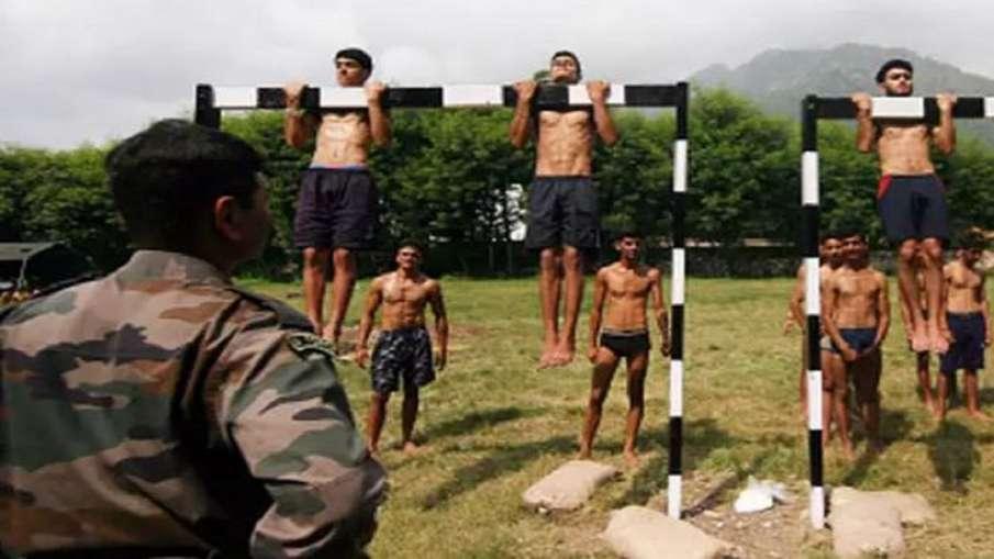 सेना ने  सामान्य ड्यूटी पदों के लिए भर्ती की रद्द, 3 लोग गिरफ्तार- India TV Hindi