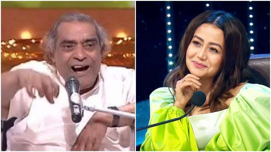 संतोष आनंद, नेहा कक्कड़ - India TV Hindi