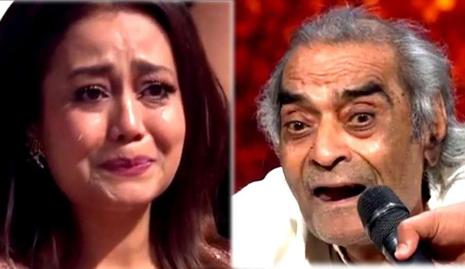 neha kakkar and santosh anand- India TV Hindi