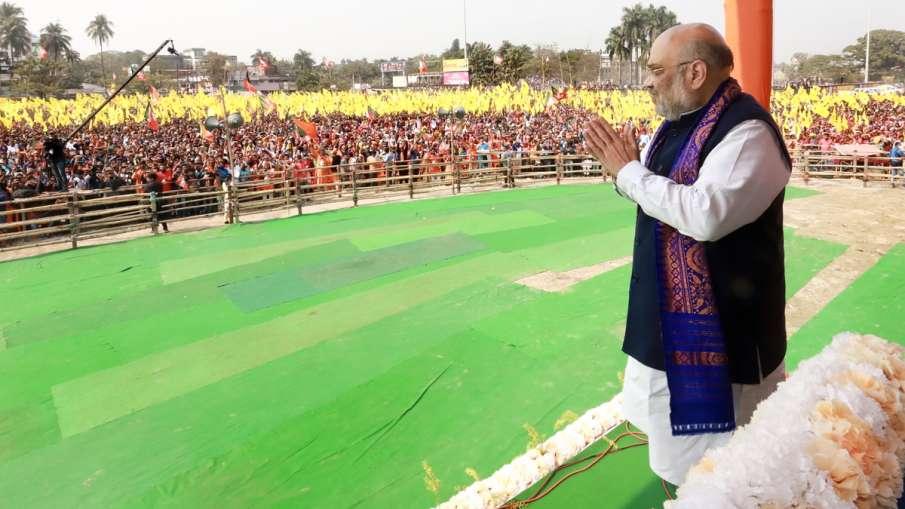 फिर बंगाल जाएंगे गृहमंत्री अमित शाह, रोड शो और शरणार्थी परिवार के साथ करेंगे लंच- India TV Hindi